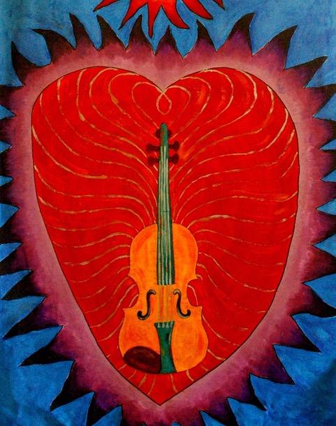 fiddle tunes 2006 deco banner